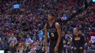 Marquese Chriss Throws Down The MONSTER Alleyoop | 01.22.17