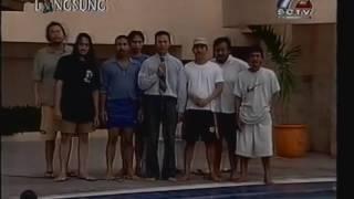 UNIK, SIARAN LANGSUNG JADUL SCTV PADA TAHUN 1999 pada saat pemilu di medan