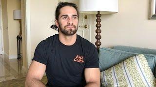 Rollins reveals illness heading into WrestleMania