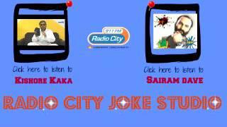 Radio City Joke Studio Week 28 Kishore Kaka & Sairam Dave