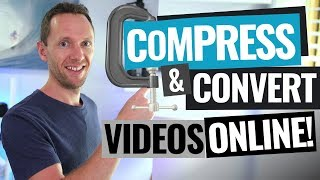 Compress & Convert Videos Online (Easy Online Video Converter!)