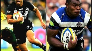Best Rugby Steps | 2014 ᴴᴰ