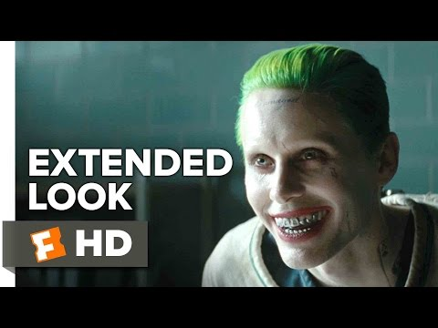 Xxx Mp4 Suicide Squad Joker Extended Look 2016 Jared Leto Movie 3gp Sex