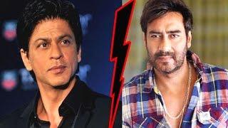 SRK & Ajay Devgn To Clash Again Because Of Salman Khan