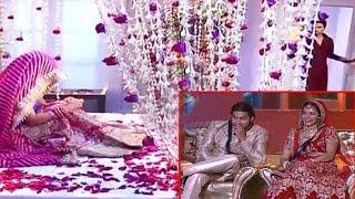 টাকার বিনিময়ে ক্যামেরার সামনে বাসরঘর করলেন নবদম্পত্তি | Bigg Boss Wedding Basor Show | Bangla News