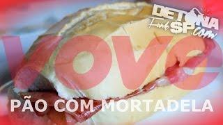 PÃO COM MORTADELA (PARÓDIA MC João - Baile de Favela)