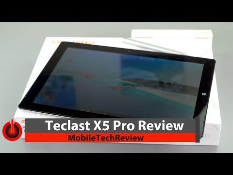 Teclast X5 Pro Review 500 Surface Pro 4 Clone
