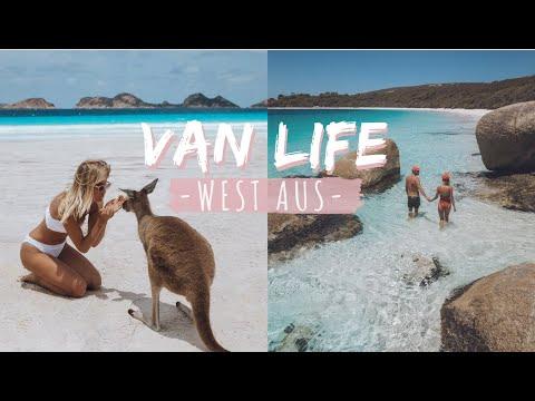 TRAVEL VLOG VAN LIFE IN WESTERN AUSTRALIA Elsa s Wholesome Life