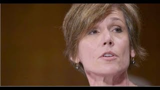 BOMBSHELL! SALLY YATES ANOTHER OBAMA CRONY FINGERD IN THE #SPYGATE SCANDAL!