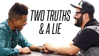 Co-Workers Play Two Truths and A Lie
