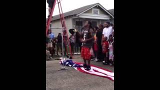 Lil' Wayne - God Bless Amerika (Behind The Scenes)
