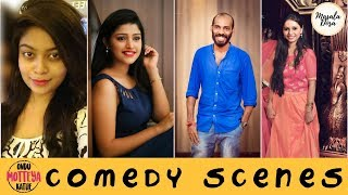 Ondu Motteya Kathe | Inside Stories | Ep 16 | Comedy scenes | OMK | Masala Dosa