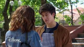 Soy Luna 2 | Flor and Gastón say goodbye (ep. 56) (Eng. subs)