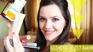 Kozmetik Alışverişim ( Cilt Bakım Ürünleri /Gratis/Watsons/Sephora/LA-Roshe Posay /Flormar ...)