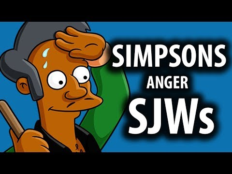 The Simpsons Anger SJWs Over Apu Controversy Response