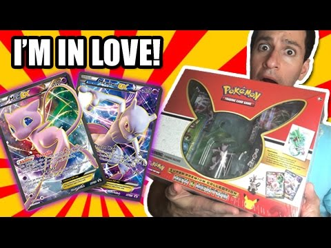 BEST PROMOS EVER! - Pokemon TCG Super Premium Collection Mew & Mewtwo Box Opening!