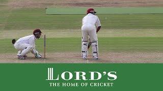 Brian Lara MCC Batting Highlights - Half Century | Match Highlights