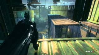 BATMAN™: ARKHAM KNIGHT - Far away the deflated brute roams - Riddle Solved