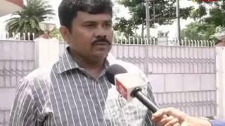 Former Kendrapara SP Satish Gajbhiye - Interview - Sarathi Controversy - ETV News Odia
