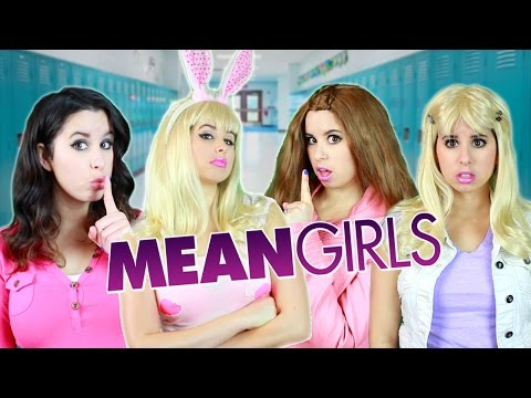 """If """"Mean Girls"""" Were YouTubers Ft. All of your Favorite Mean Girls Quotes"""