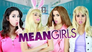 """If """"Mean Girls"""" Were YouTubers! Ft. All of your Favorite Mean Girls Quotes!"""