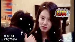 We Are In Love Chen BoLin ❤ Song Ji Hyo..Bobo Momo.. .  Flightleess Birds..