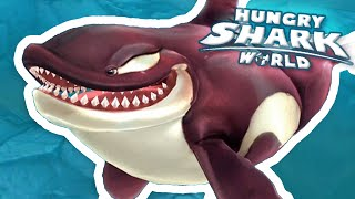 NEW KILLER WHALE!! - Hungry Shark World | Ep 26