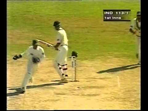 1999 India HUGE CHOKE v Pakistan Test series highlights