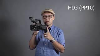 Sony PXW-Z90 Quick Review