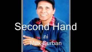 Max Surban - Second Hand