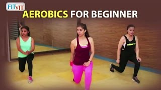 Aerobics for Beginners - Poonam Sharma