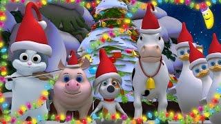 Deck The Halls | Santa Clause Christmas Songs | Christmas Carols | Christmas Music