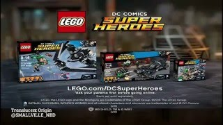 """LEGO DC COMICS SUPERHEROES BATMAN V SUPERMAN """"MAJOR SPOILERS""""  COMMERICAL"""