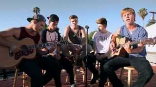 The Boy Band Project : Hiding In My Head (Live Acoustic )♥