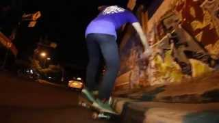 00.00 skate video(jakarta night skating