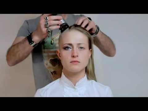 Xxx Mp4 Gorgeous Girl Shaves Her Long Hair Headshave 3gp Sex