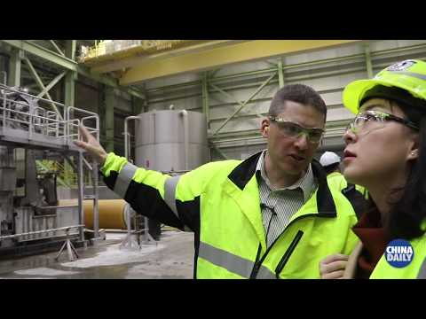 Xxx Mp4 Maine Paper Mill Revived By Chinese Investment 3gp Sex