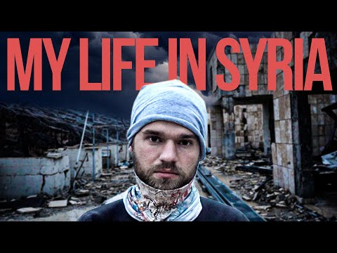 My Daily Life in SYRIA Heart Breaking Travel Experience