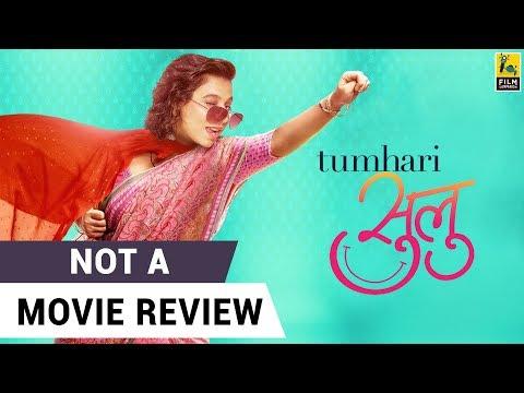 Xxx Mp4 Tumhari Sulu Not A Movie Review Sucharita Tyagi 3gp Sex