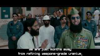 The Dictator (2012) - Nuclear Nadal - [Full Scene]