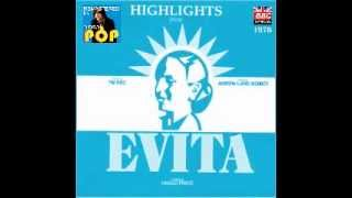 EVITA | OPERA ROCK · Original 1976/UK - COMPLETE A.L. Webber & T. Rice [Remastered by Diego Pop]