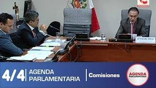 Sesión Comisión Investigadora Madre Mía 4/4 (01/06/18)