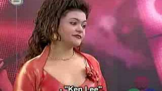 kenlee - woman tries to sing, without you - miriah carey