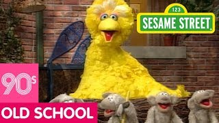 Sesame Street: Big Bird Rhymes   #ThrowbackThursday
