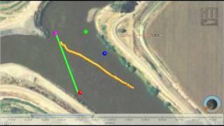 Tracking salmon in California's Sacramento-San Joaquin River Delta