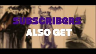 Subscriber Benefits - This Video Will Change The Way You Collect Comics Forever