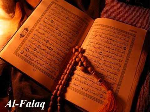 Al-Ikhlas, Al-Falaq, Al-Nas Quran Sura 112;113;114