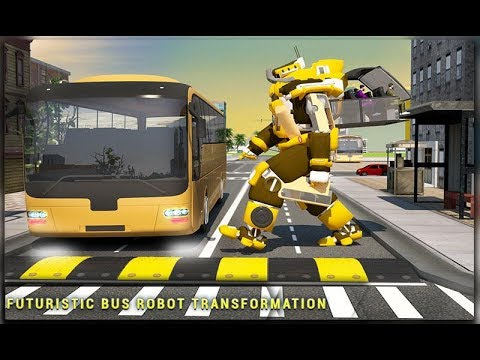 Xxx Mp4 OffRoad Robot Bus Transform By Raydiex 3D Games Master Android Gameplay HD 3gp Sex
