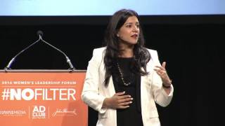Reshma Saujani - You Can't Be What You Can't See | The 2016 Women's Leadership Forum