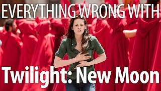 Everything Wrong With The Twilight Saga: New Moon In 12 Minutes Or More